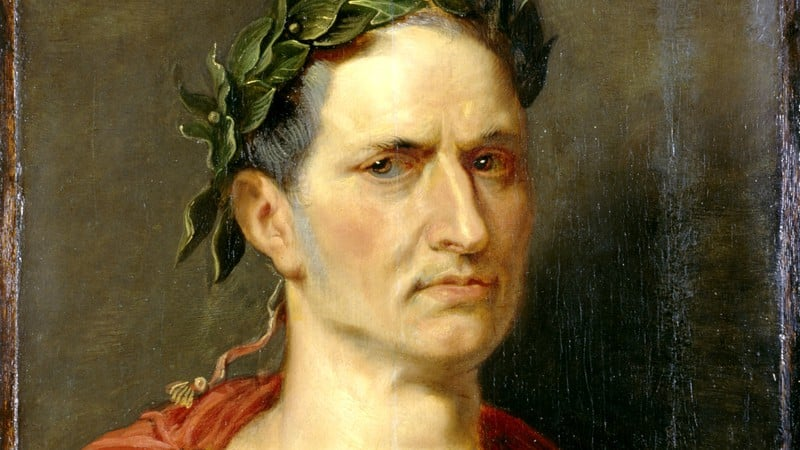 Ilustração da figura histórica