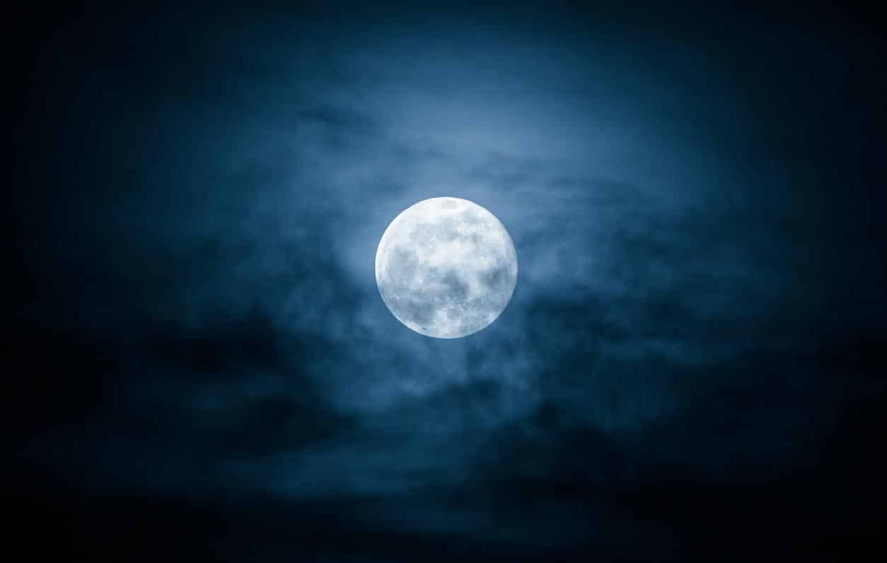 Lua Laranja, o que é? Origem e frequência do fenômeno