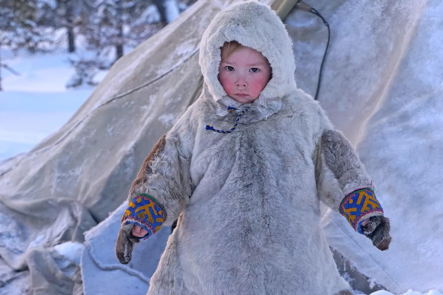 Lugares mais frios do mundo: destinos gelados no globo