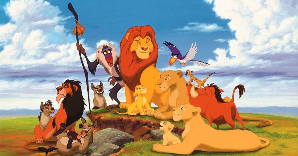 Quais são as inspirações reais do animais da Disney?