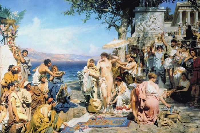 Baubo: quem é a deusa da alegria na mitologia grega?