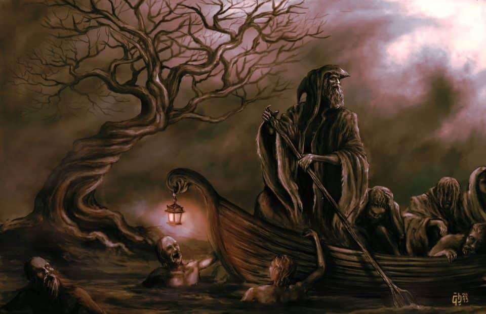 Caronte: quem é o barqueiro do submundo na mitologia grega?
