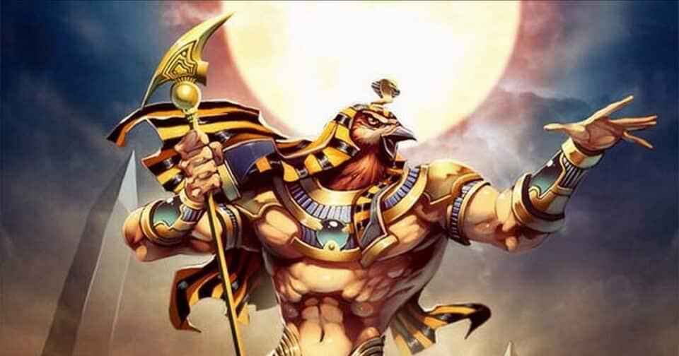 Deus Hórus: o deus dos céus e do sol da mitologia egípcia