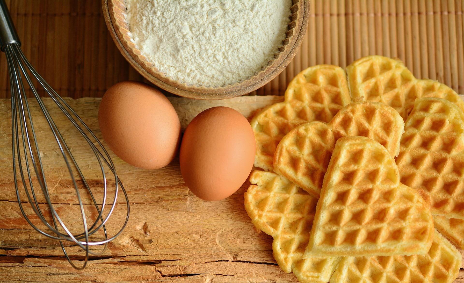 Diferença entre waffle e wafer: qual é e como identificar?
