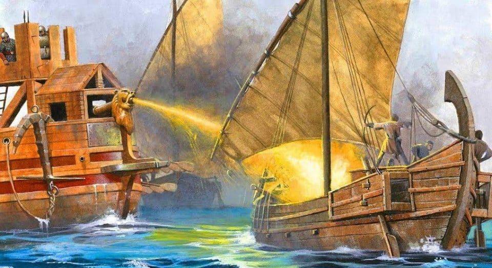 Fogo grego da morte: curiosidades sobre a arma mortal bizantina