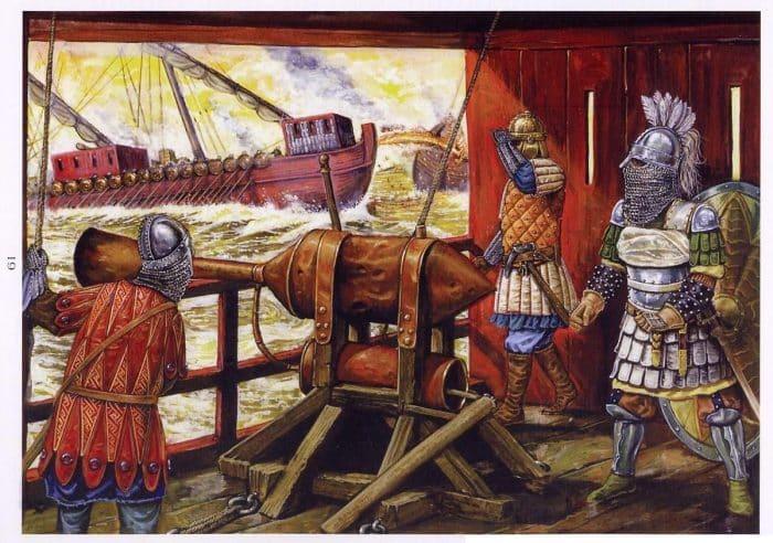 Fogo grego: curiosidades sobre a arma mortal secreta dos bizantinos