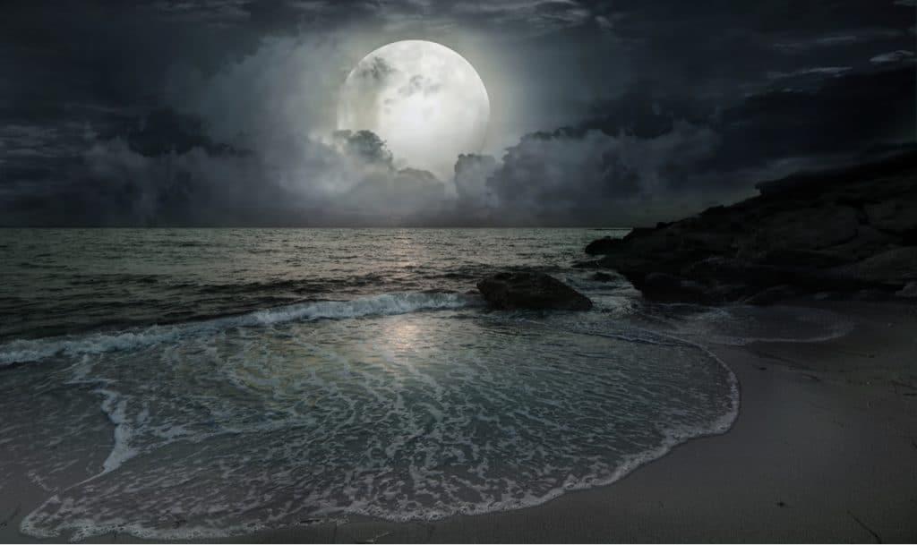 Fotografia da Lua