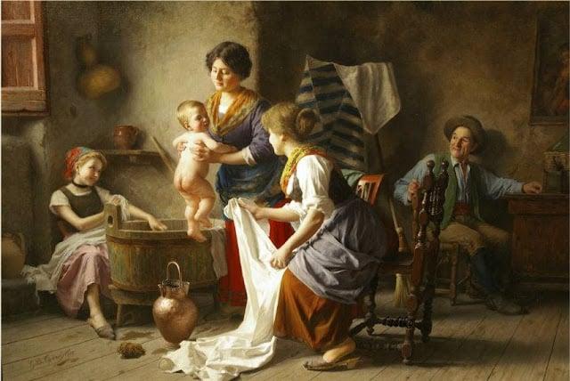 História do banho: origem e curiosidades sobre o hábito