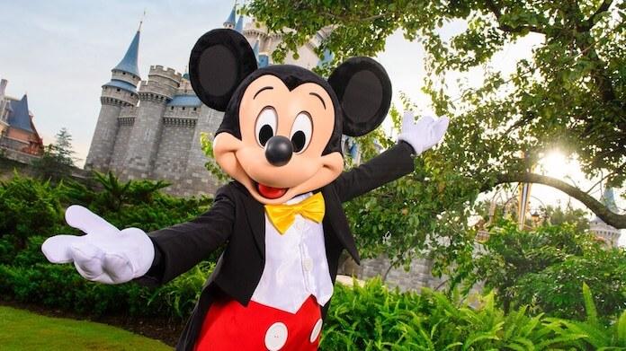Fotografia do protagonista da Disney