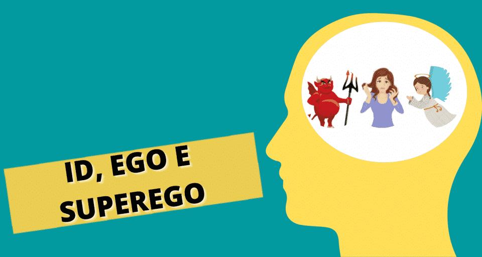 Id, Ego e Superego: Definição e diferenças entre as instâncias da mente
