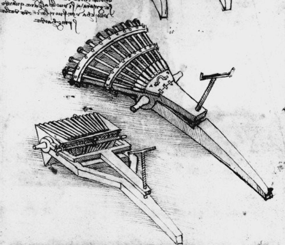 Projeto da metralhadora