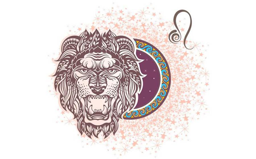 Ilustração representativa do símbolo astral