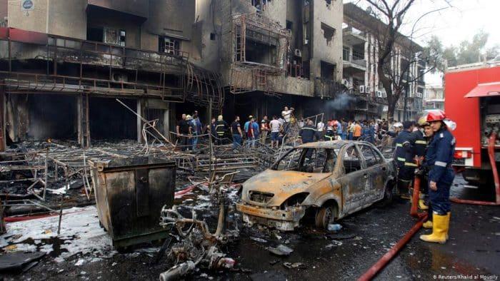 Os 30 maiores atentados terroristas de todos os tempos