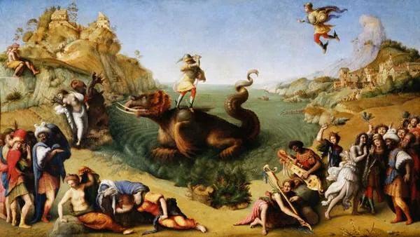 Perseu, quem foi? Origem, história e valor na mitologia grega