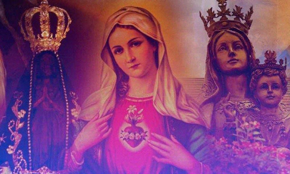 Quantas Nossas Senhoras existem? Representações da mãe de Jesus
