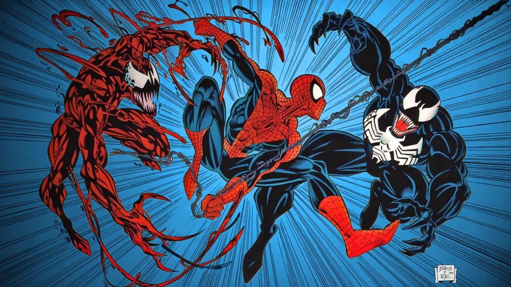 História do Venom: origem, curiosidades e quadrinhos contra o Homem-Aranha