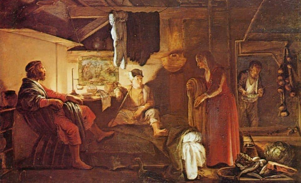 O Mito da Hospitalidade: a história de Baucis e Filemon