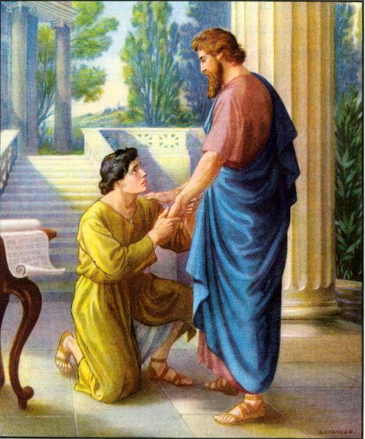 Quem era Filemom e aonde ele aparece na bíblia?