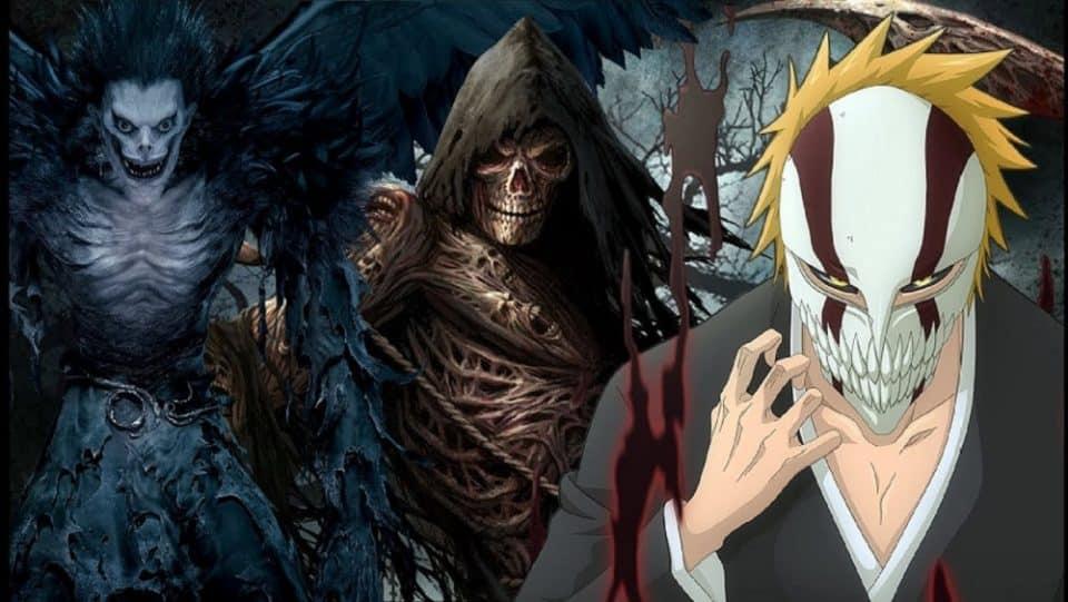 Você sabe quem são os Shinigami, conhecidos como os deuses da morte?