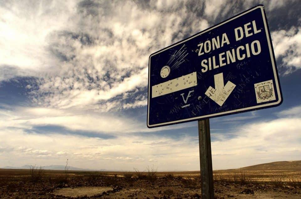 Zona do Silêncio: o lugar misterioso onde os celulares não funcionam